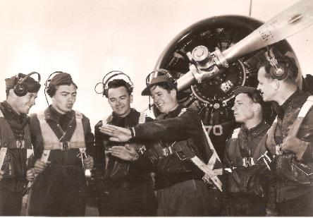 Army Air Corps Cadet, Pilots and Instructors: WWII Flight Training