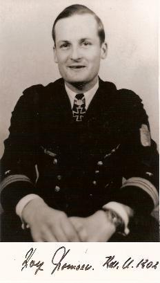 leutnant von schmeling