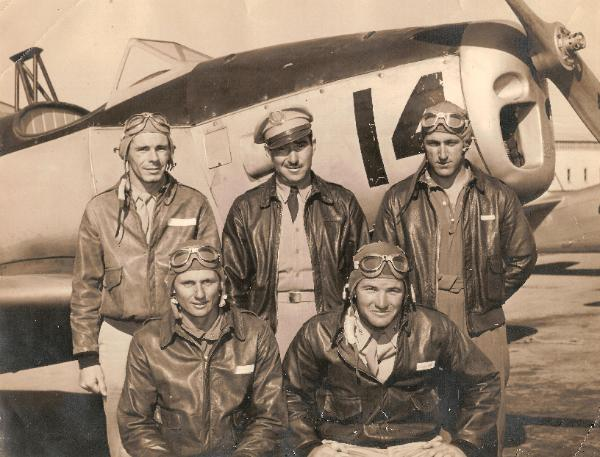 Army Air Corps Cadet, Pilots and Instructors: WWII Flight